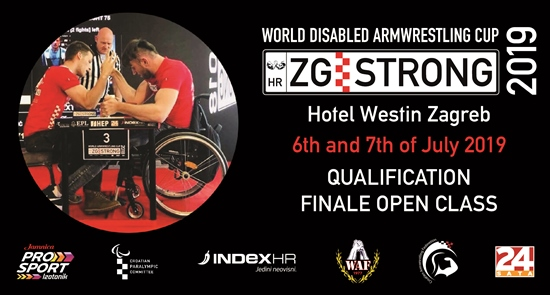 World disabled Cup ZG STRONG 2019