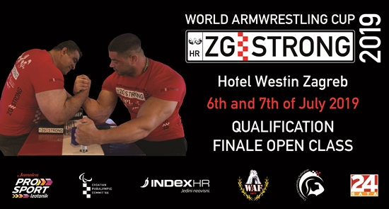 World Cup ZG STRONG 2019