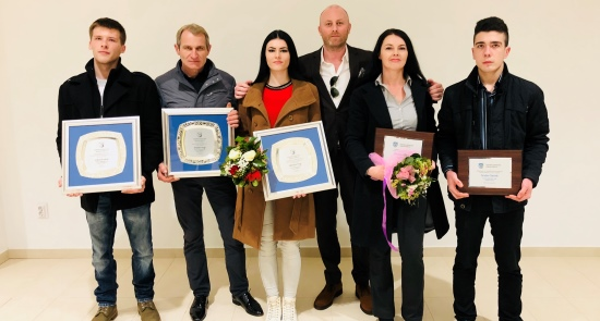 The best sportsmens in City of Križevci 2018