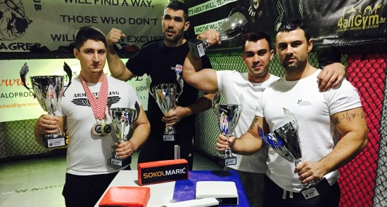 Croatian national Armwrestling Championship 2017