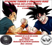 Open Armwrestling tournament