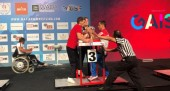 Results of World Armwrestling Championship 2016