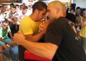 "Armwrestling tournament ""Bjelovar open"""
