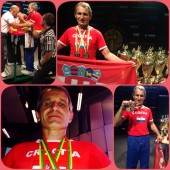 Drazen Kogl won a gold and a silver medal at the World Championships