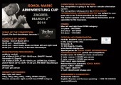 2nd March 2014 Sokol Maric - International Armwrestling Cup