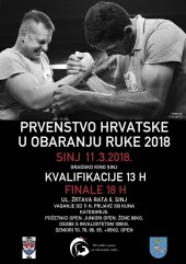 Croatian national Championship 2018